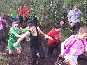 Mud Runs at Extreme Adventure, Letterkenny