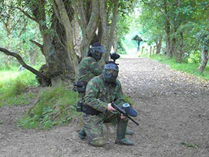 Paintballing in Letterkenny at Extreme Adventure